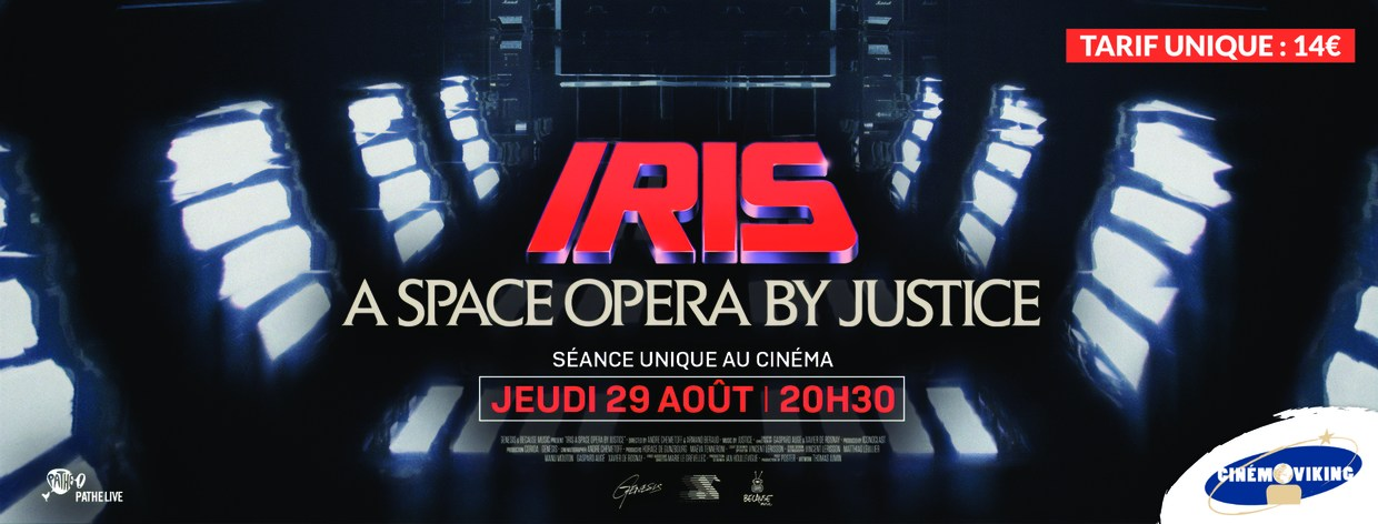 Photo du film Iris : A Space Opera By Justice